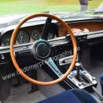 BMW 3.0 CSi Interieur mit Holzlenkrad