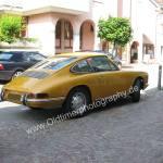Porsche 912 side view