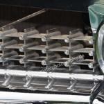 1959 Cadillac Serie 62 Kühlergrill Detailaufnahme