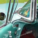 1959 Cadillac Serie 62 Seitentür Detailaufnahme