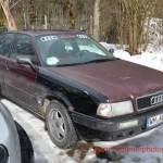 Audi 80 Typ 89 im Duotone-Look...