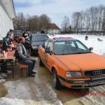 Audi 80 quattro Typ 89