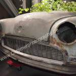 Opel Olympia Rekord Caravan rundum renovierbedürftig