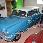 Opel Olympia Rekord Caravan Draufsicht