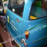 Opel Olympia Rekord Caravan rear view
