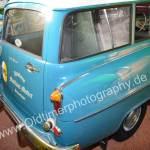 Opel Olympia Rekord Caravan Heckansicht