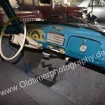 Opel Olympia Rekord Caravan Innenansicht
