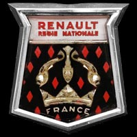 Logo Renault Regie Nationale