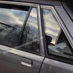 Opel Corsa A mit ringsum Fenster und kleines Dreiecksfenster am Heck