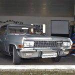 Opel Diplomat A V8 Coupé in silbermetallic