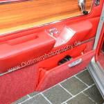 Opel Diplomat A V8 Coupé mit Ablagetasche in den Seitentüren