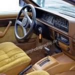 Opel Monza Interieur in nobler S-Ausstattung