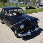 Opel Olympia Rekord Limousine 1953-1957