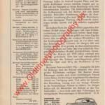 Opel Olympia Rekord Werbung Advertising von 1956 Seite 86
