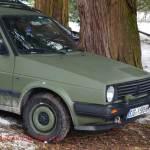 VW Golf II Bundeswehr-Version (1984-1999)