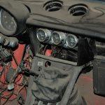 Alfa Romeo Spider Interieur