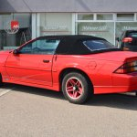 Chevrolet Camaro RS Cabriolet von 1989
