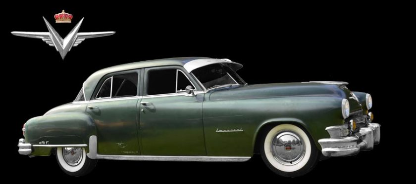Chrysler Imperial Serie C54 Sedan 1951-1952