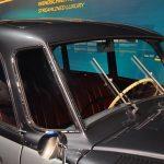 Tatra 87 Detailansicht Frontfenster