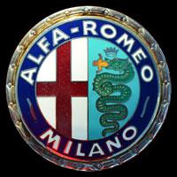 Logo Alfa Romeo GT 1300