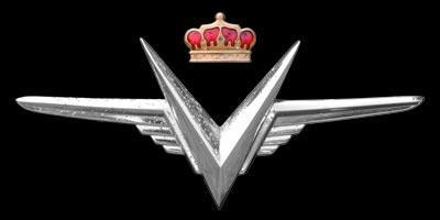 Logo Chrysler Imperial Serie C54