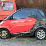 Smart Fourtwo Serie 1 (1998-2007)