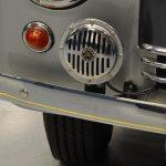 Tatra 87 mit 2 Hupen von Bosch auf dem Stoßfänger befestigt
