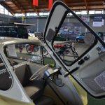 Zündapp Janus 250 mit nach vorne seitlich, schwenkenden Türen vorne und hinten