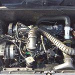 Citroen BX mit 1.569 cm³ und 88 PS unter der Motorhaube