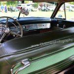 Chrysler Imperial hier mit serienmäßiger Lederausstattung oder anderen Lusxusstoffen