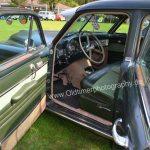 Chrysler Imperial hier mit serienmäßiger Lederausstattung in Wagenfarbe gehalten