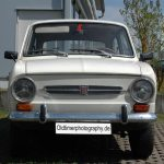Fiat 850 Special Frontansicht