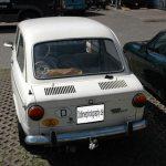 Fiat 850 Special Heckansicht
