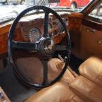 Jaguar XK 140 Interoir