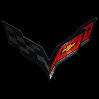 Logo Corvette C7 Z06 seit 2014