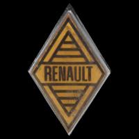 Logo Renault 16 (1965-1980)