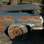 Opel Admiral A stark restaurationsbedürftig