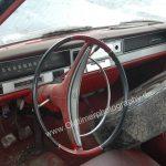 Opel Admiral A auch im Inneren sehr restaurationsbedürftig