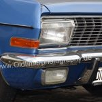 Opel Diplomat A Frontdetail