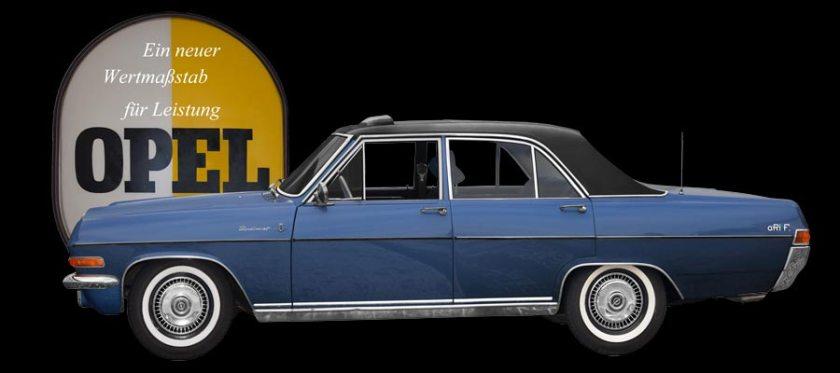 Opel Diplomat A kaufen