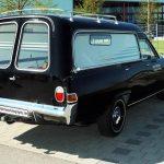 Opel Kapitän A Bestattungswagen 1965 umgebaut von Firma Stappert
