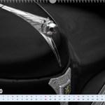 Peugeot 203 Kühlerfigur
