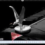 Alvis Speed 20 SA Kühlerfigur