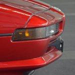 BMW 850i Detailansicht vorn
