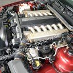 BMW 850i mit 300 PS und 4988 cm³ und 450 Nm bei 4100/min