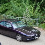 BMW E31 8er (1989-1999) in Technoviolett