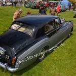 Bentley S2 (1959–1962) von oben gesehen