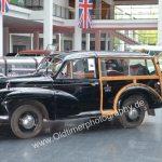 Sonderschau britischer Oldtimer, Morris Minor 1000 Woody