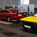 Opel Calibra und Kadett GT/E