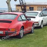 Porsche G-Modelle in Reih und Glied